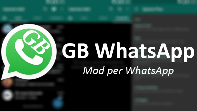 TechnoBlitz.it Come personalizzare totalmente WhatsApp con GB WhatsApp [No Root]