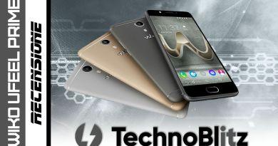 TechnoBlitz.it Wiko Ufeel Prime: la nostra recensione completa!