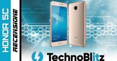 TechnoBlitz.it Honor 5C: la nostra recensione completa