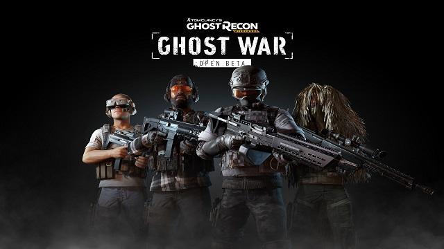 Ghost War Open Beta