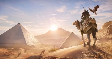 Assassin's Creed Origins, lamentele riguardo le animazioni facciali