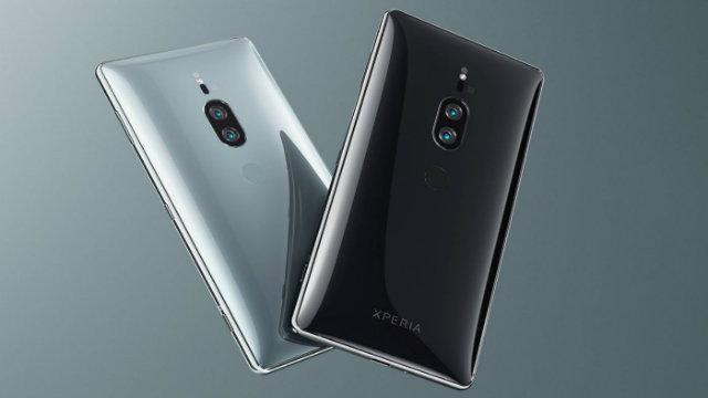 Ecco tutti gli smartphone che Sony lancerà nel 2018