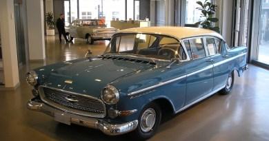 Opel Kapitän: l'ammiraglia compie 80 anni