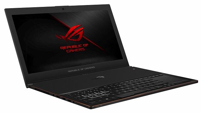 Asus Zephyrus, il notebook gaming più sottile al mondo