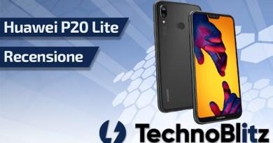 Huawei P20 Lite, la nostra recensione completa