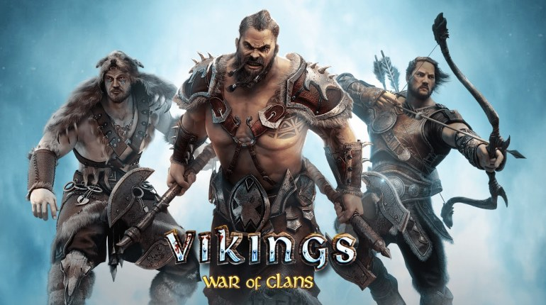 Recensione gioco MMO: Vikings War of Clans