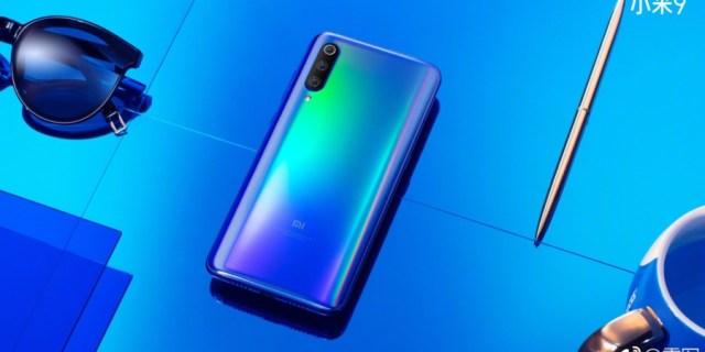 Xiaomi Mi 9 verrà lanciato la prossima settimana con design olografico e tre camere