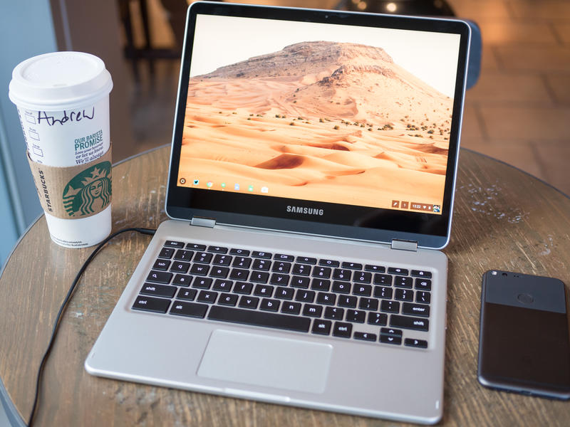 Get To Work On A Samsung Chromebook With Up To 31 Off In