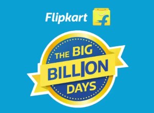 Grab the best smartphone deals in Flipkart's Big Billion Days Sales