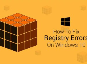 How to Fix Registry Errors in Windows 10