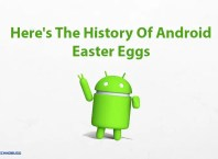 Here's The History Of Android Easter Eggs