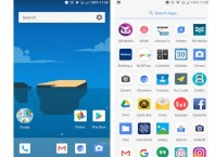 Grab The Android One Launcher