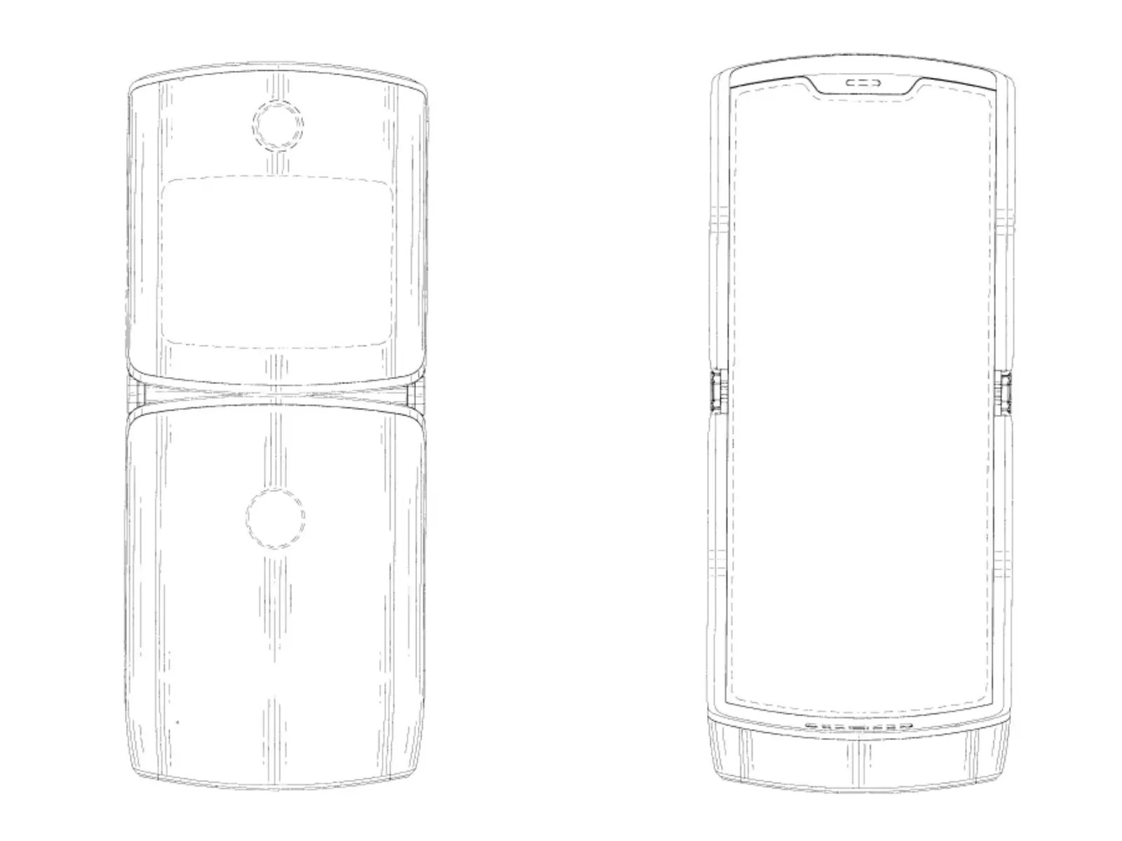 Motorola RAZR 2019 With Foldable Display Surfaced Online