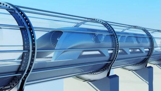 hyperloop futuristic ways to travel