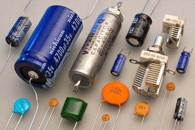 component selection criteria for embedded systems - capacitors