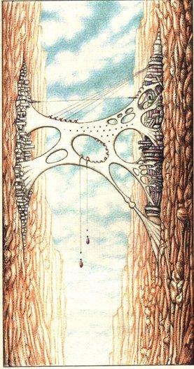 Codex Serpahinianus cliffs