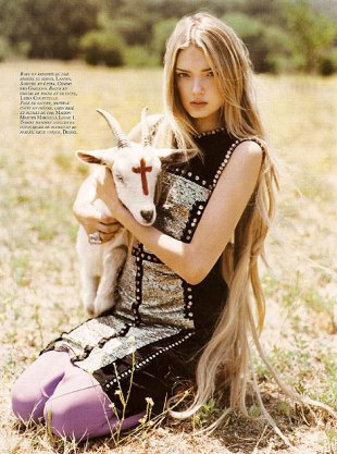 paris vogue satanism pics