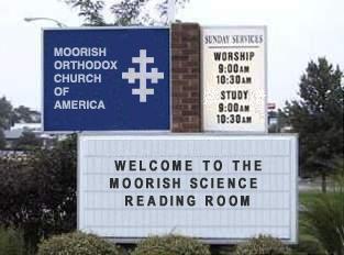 Moorish Science Reading Room