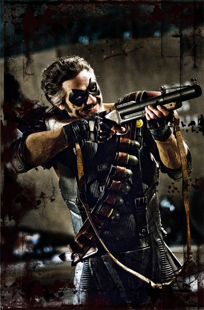 watchmen movie Jeffrey Dean Morgan as The Comedian