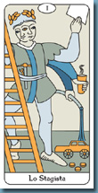 the intern tarot card