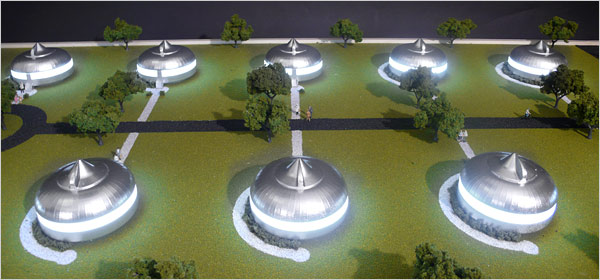 dymaxion dwelling machines