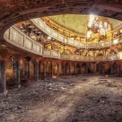 Fishing Chair For Sale Uk Ergonomic On A Budget Most Amazing Abandoned Places In Europe