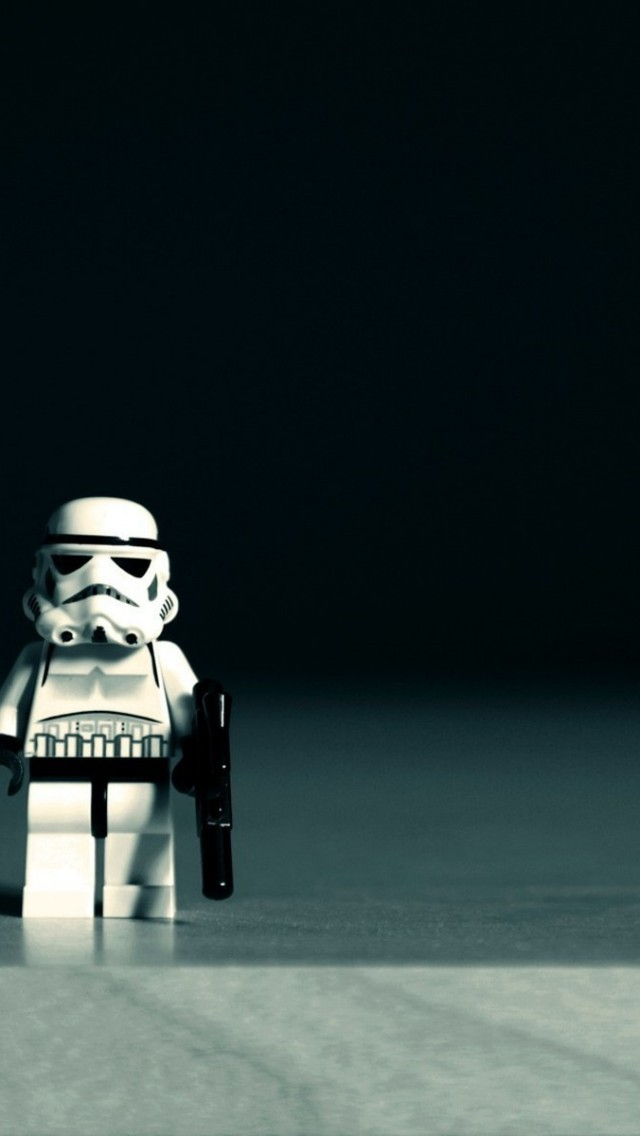Iphone 5 Stormtrooper Wallpaper 50 Star Wars Iphone Wallpapers For Free Download