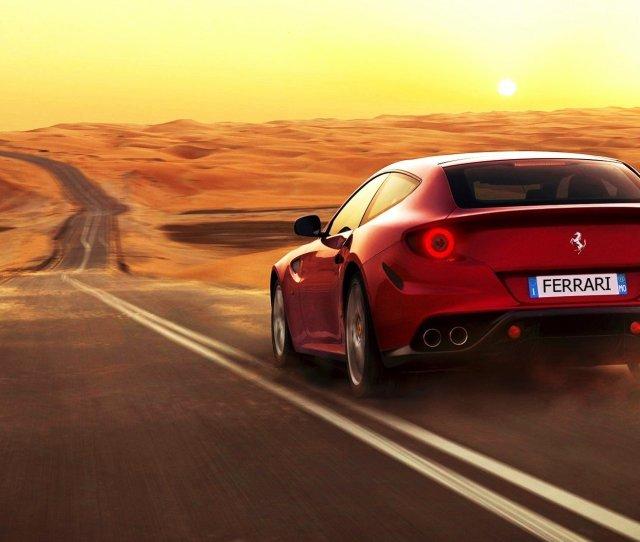 Hd Ferrari Wallpapers For Free