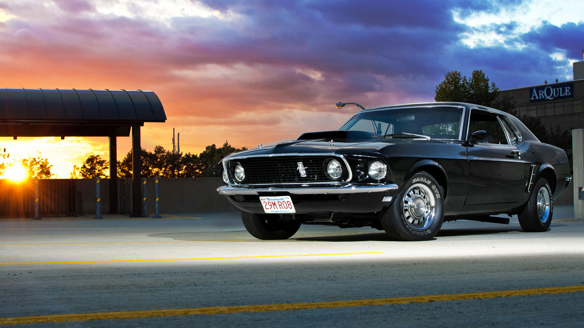 Muscle Cars Mustang Wallpaper 30 Hd Mustang Wallpapers For Free Download