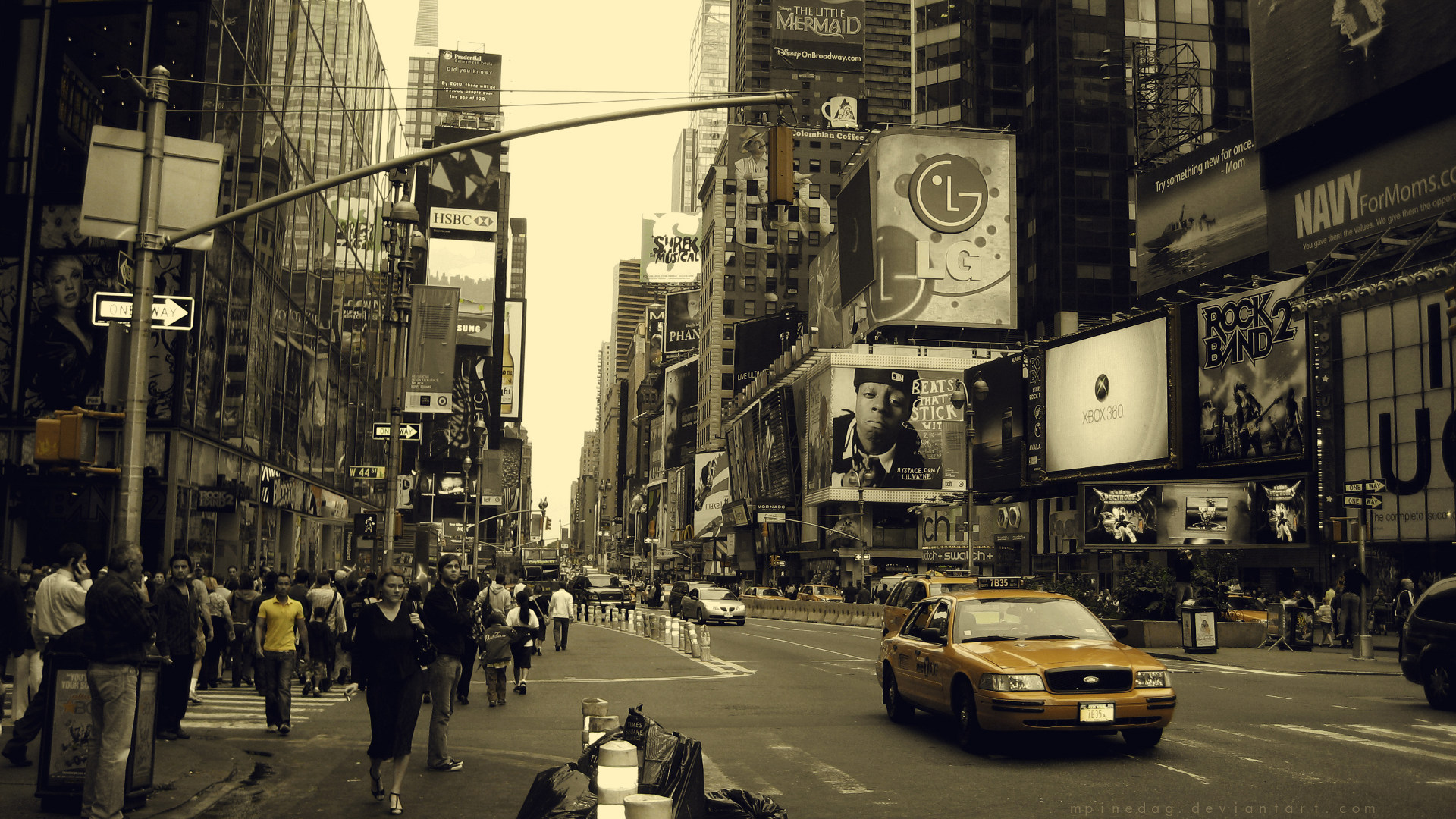 New-York-Wallpaper-Background- ...