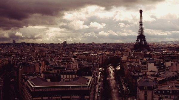 Vintage Paris Desktop