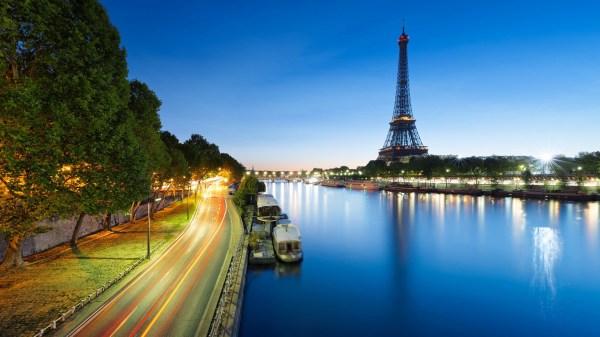 Paris France Desktop Wallpaper