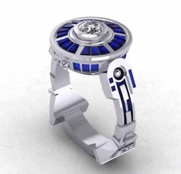 21 Wedding Rings Inspired By The Star Wars saga