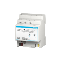 KNX bus power supply 640 mA with auxiliary output 30 Vdc