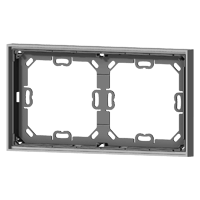 2-fold form frame for devices of 71 series