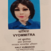 Vyommitra: ISRO's Humanoid that India is Sending to Space