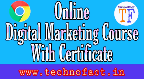 Free online digital Marketing Course