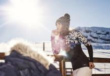 CMP sceglie il dryarn per i pullover da sci