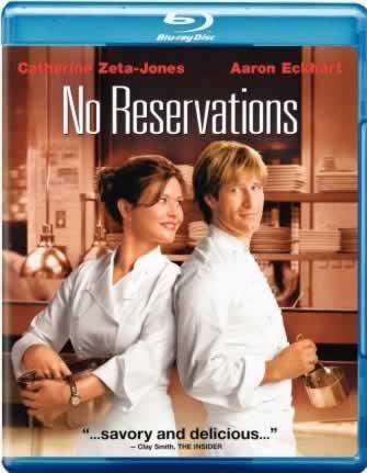 Sin reservas - en Blu Ray