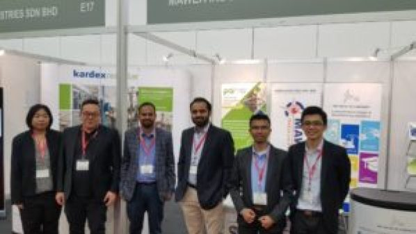 "PALMS warehouse management System at ""LOGISWARE MALAYSIA"" 2018"