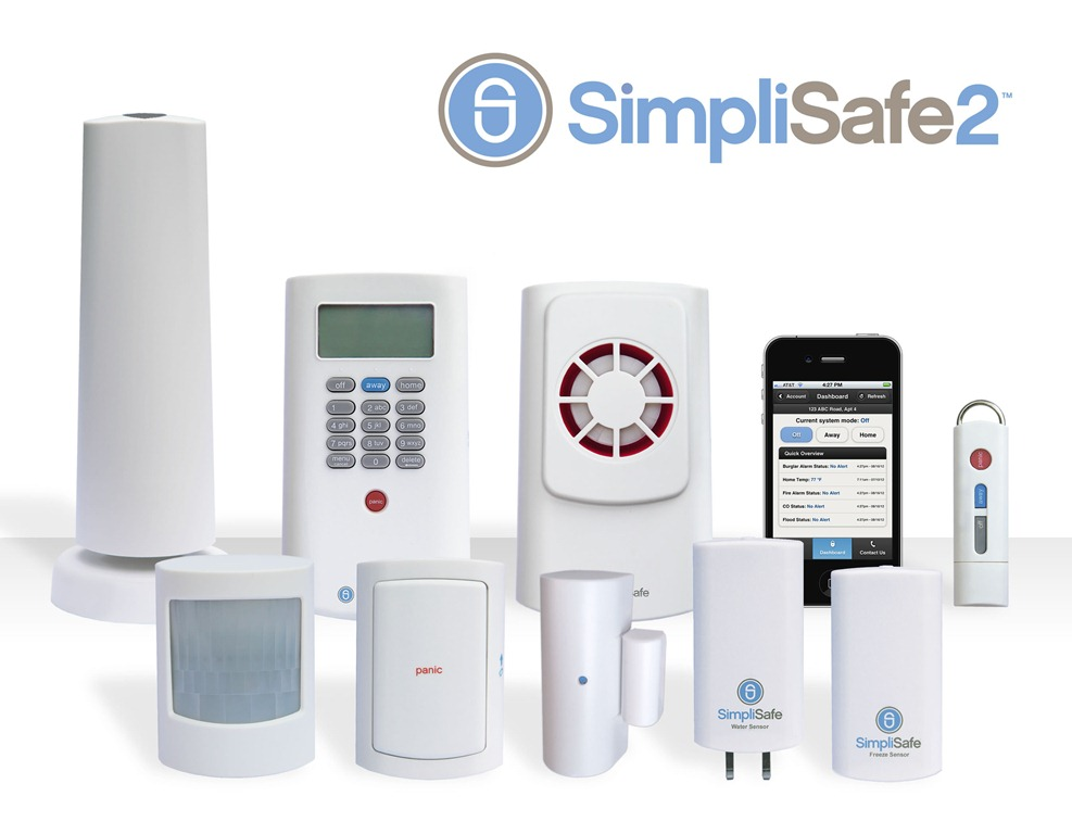 Alarm Latest Home Systems