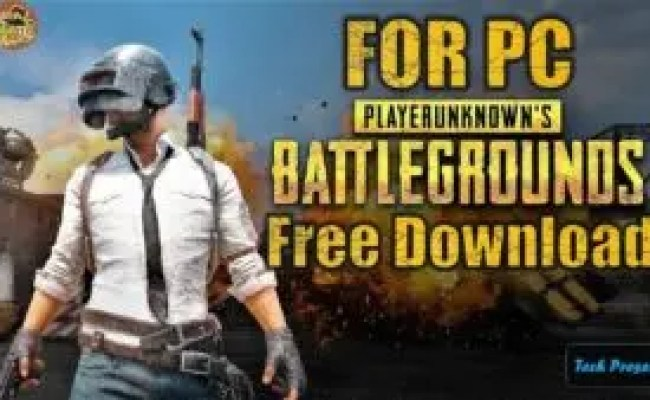 Pubg Download For Pc Playerunkown S Battlegrounds Free