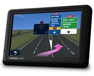 GARMIN Nüvi 1490T : un GPS sur grand écran !