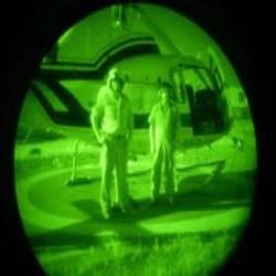 Voir sans être vu, observer ou protéger des biens: la vision nocturne