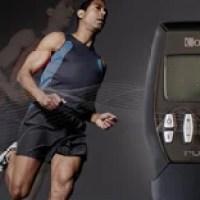 La mode du running ou jogging, course à pied et electrostimulation
