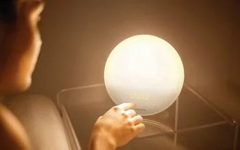 lampe eveil lumiere philips