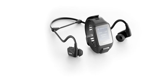 Mesurer sa fréquence cardiaque en musique avec la montre GPS TomTom Spark