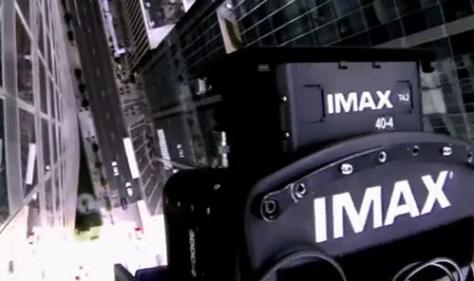 Camera pour technologie IMAX