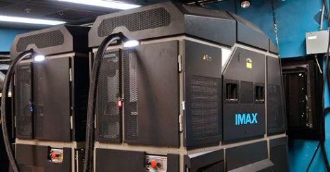 projecteurs IMAX