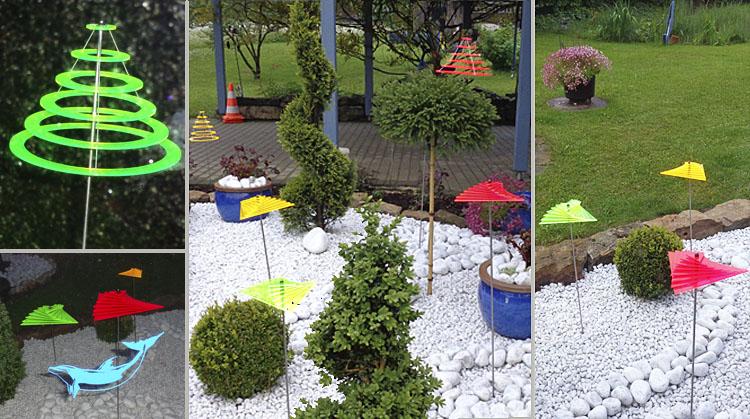 Garten Dekoration Möbelideen